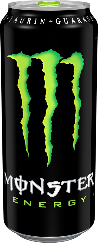 Monster Energy Green